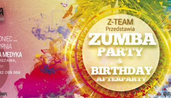 Z-Team Zumba Party & Birthday Afterparty